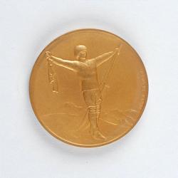 1924年シャモニー冬季五輪 金メダル